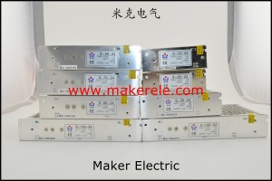 S单组输出开关电源 switching mode power supply