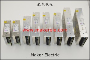 S单组输出开关电源 what is switching mode power supply