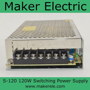 S-120 12v 120w switching power supply