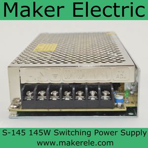 S-145 48v dc switching power supply