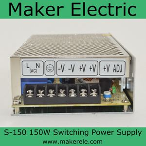 S-150 24v 150w switching power supply
