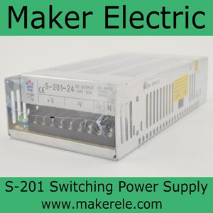 S-201 200w 12v switching power supply