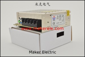S-25 带包装 power supply for