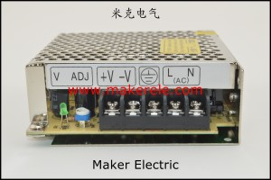 s-15 正面(Switching Power Supply (15W Single Output))