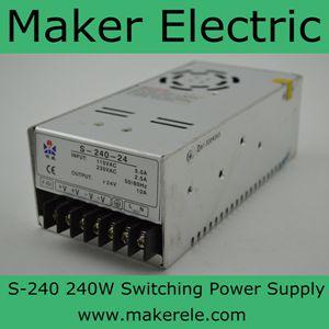 240w switching power supply