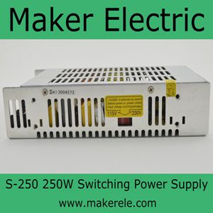 S-250 250w switching power supply