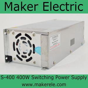 S-400 12 v 24v 400w switch power supply