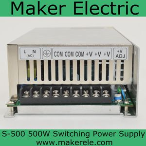 S-500 500w 12v switching power supply