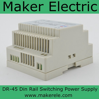 45w 24v DR-45-24 high voltage switching power supply