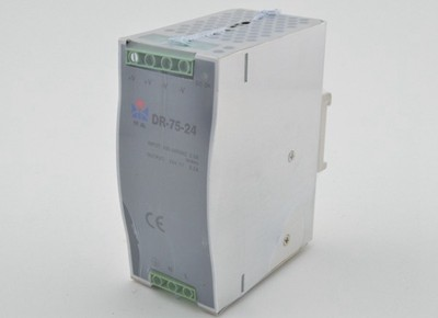 DR-75 switch power supplied