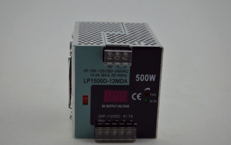 Digital display switching power supply