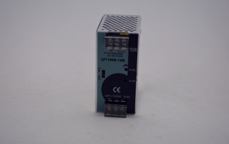 guide rail type, fine-tuning, single output switching power supply