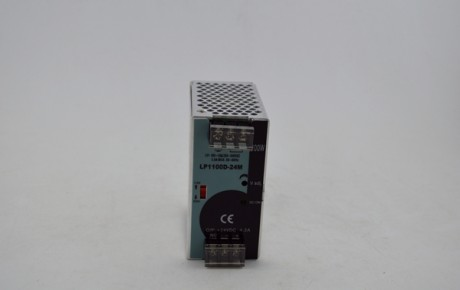 small volume, guide rail type, fine-tuning, single output switching power supply