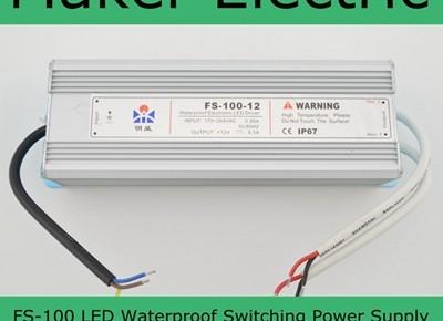 FS-100  48v 100w led switching power supply