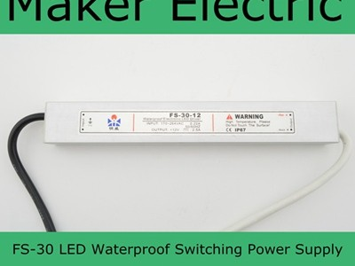 FS-30 30w led switching power supply