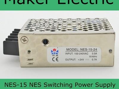 NES-15 switching power supply