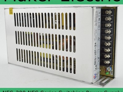 NES-200 switching power supply transformers