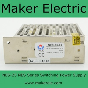 NES-25 switching power supply