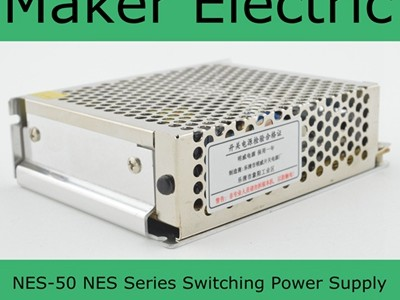 NES-50 cctv switching power supply