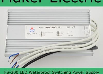 FS-200 200w led switch power supply